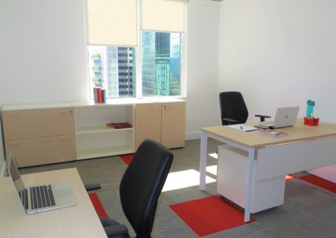 Private office for multiple people