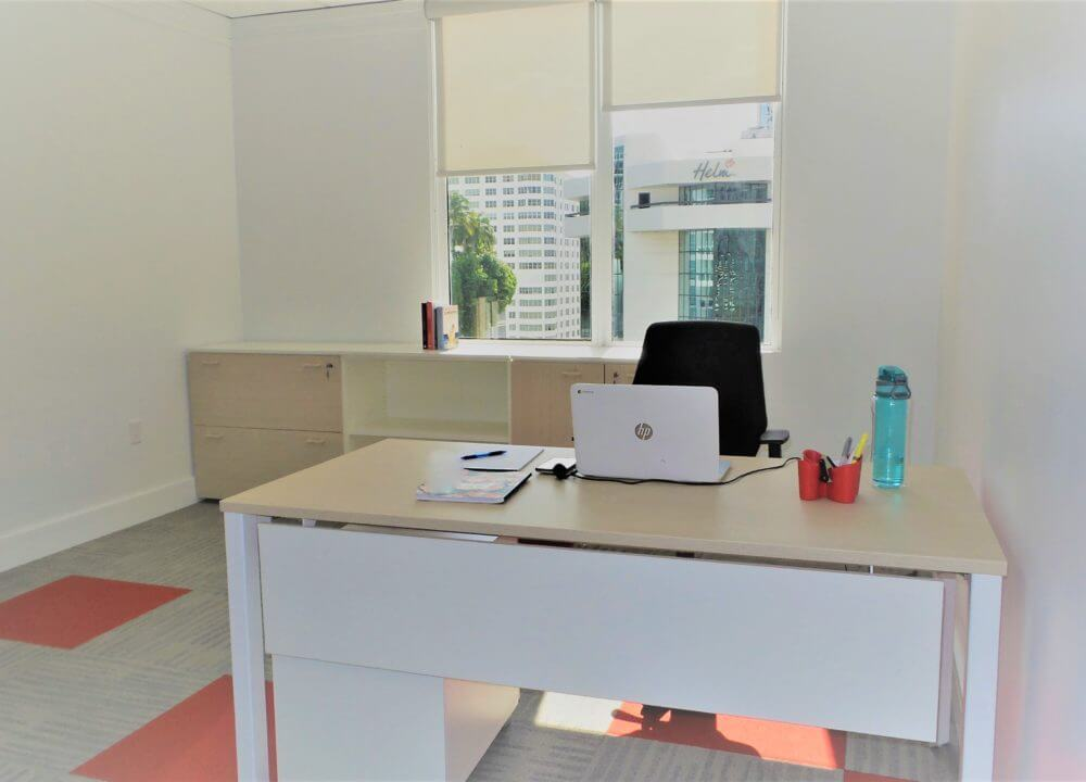 Private office for six